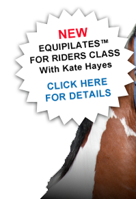 NEW EQUIPILATES FOR RIDERS CLASS